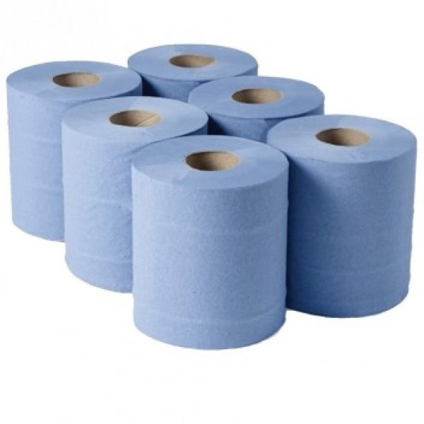 BLUE ROLL - 6 PACK01